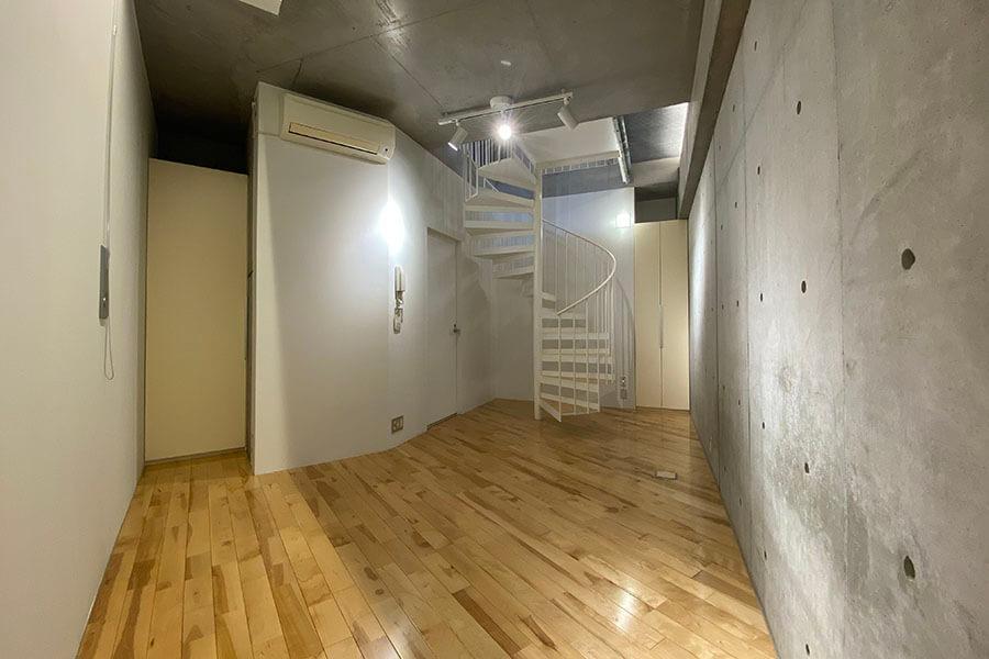 地下1階は寝室スペースですね