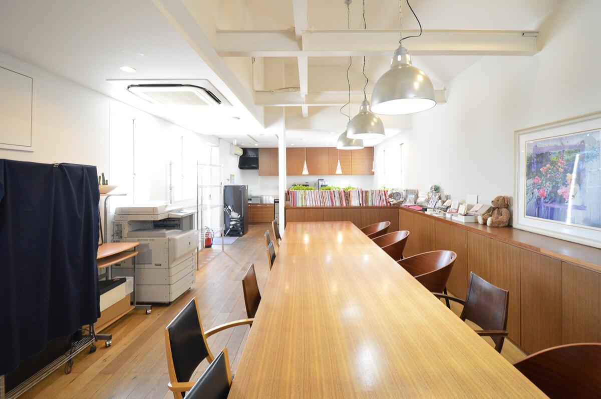 3階部分は会議室スペースにどうでしょうか