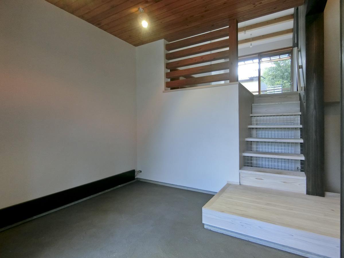 1階:広めの土間スペース