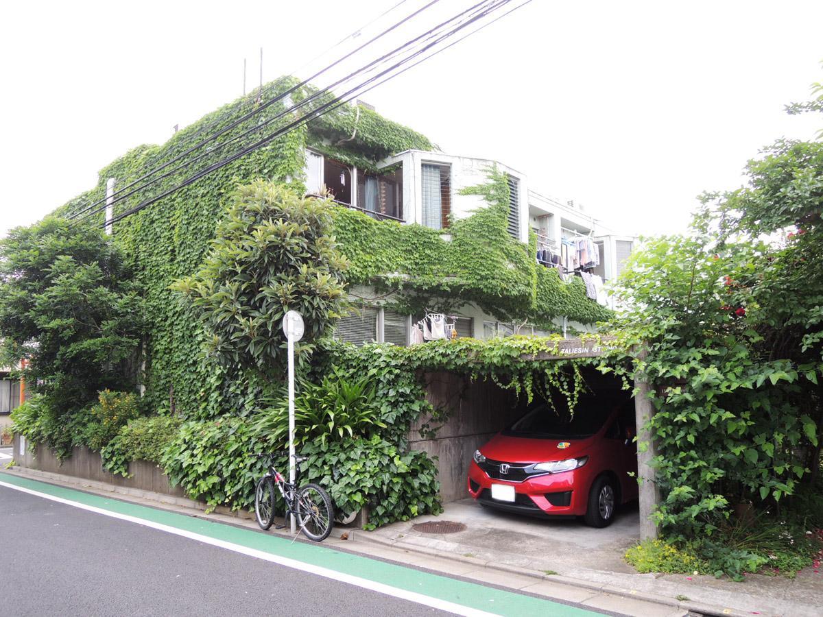 建築家が愛したみどりの家 (世田谷区代田の物件) - 東京R不動産