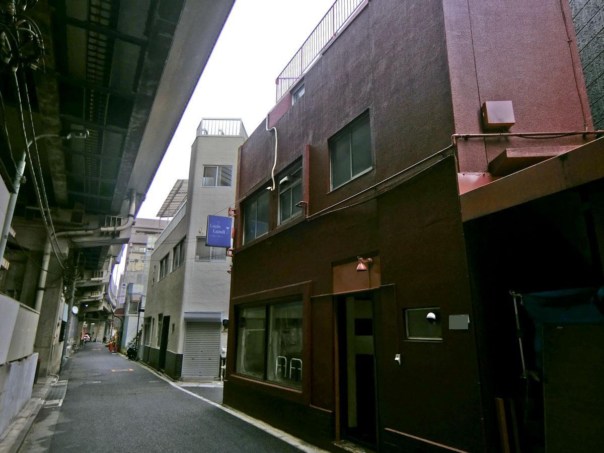 裏道の△ビル (港区白金の物件) - 東京R不動産