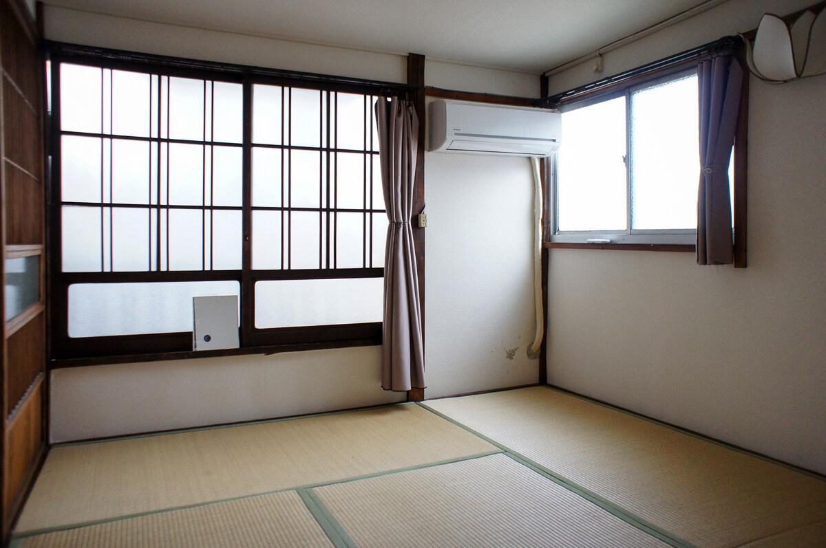 2階北側の部屋