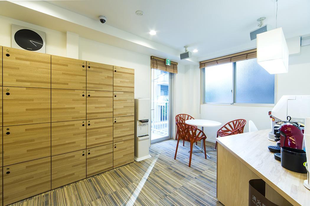 2階:休憩スペース