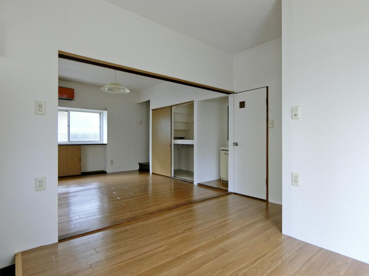 1階:室内のエアコンは全て残置物扱い