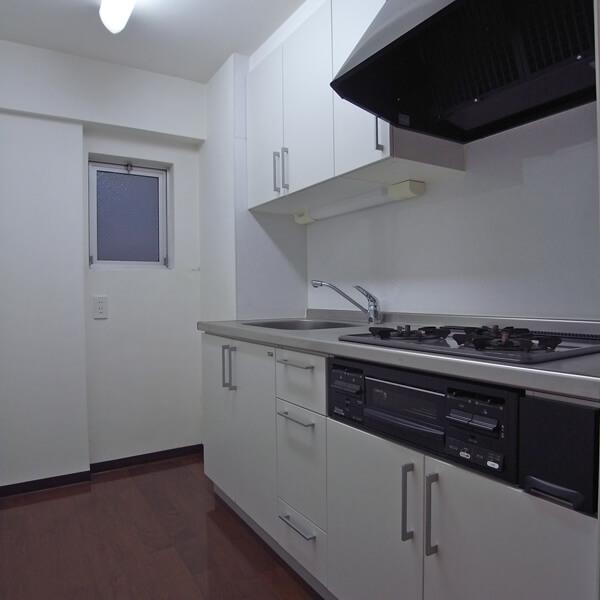 台所(キッチン)も使いやすいでござるよ!
