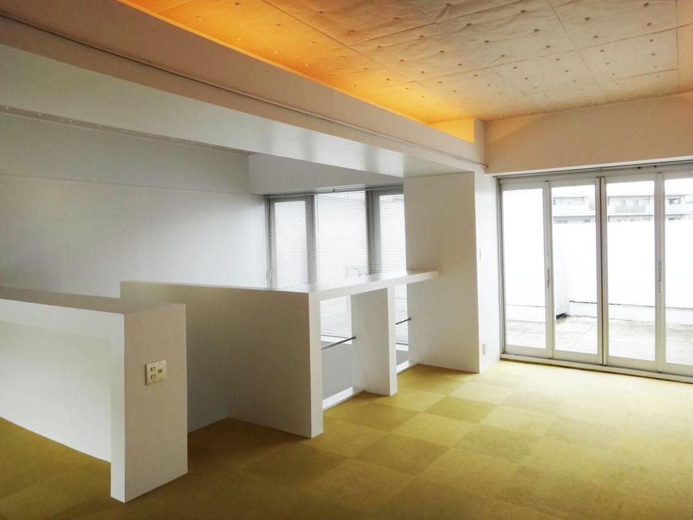 透明感のある白い空間 (横浜市青葉区藤が丘の物件) - 東京R不動産