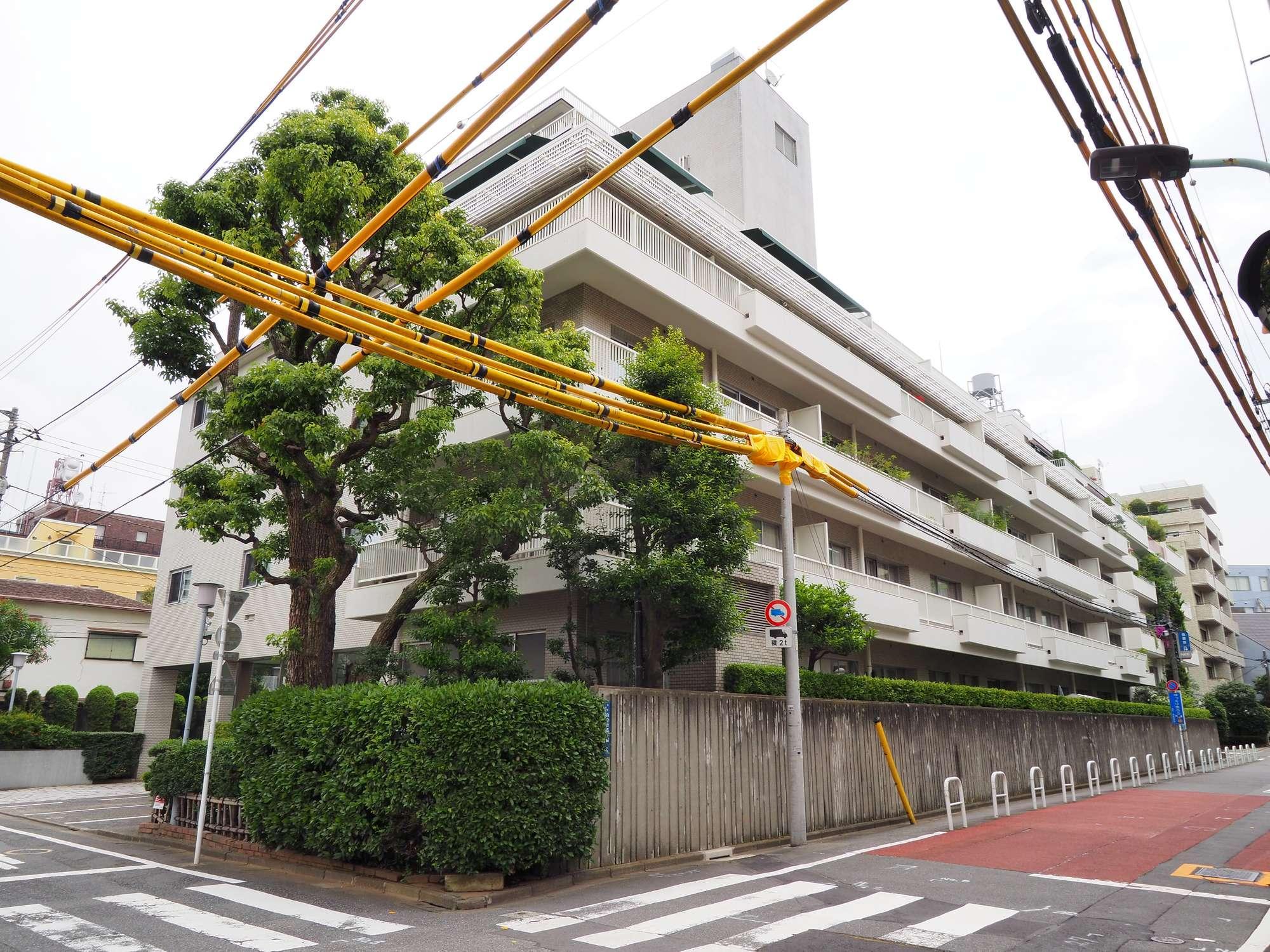 6階建ての5階部分