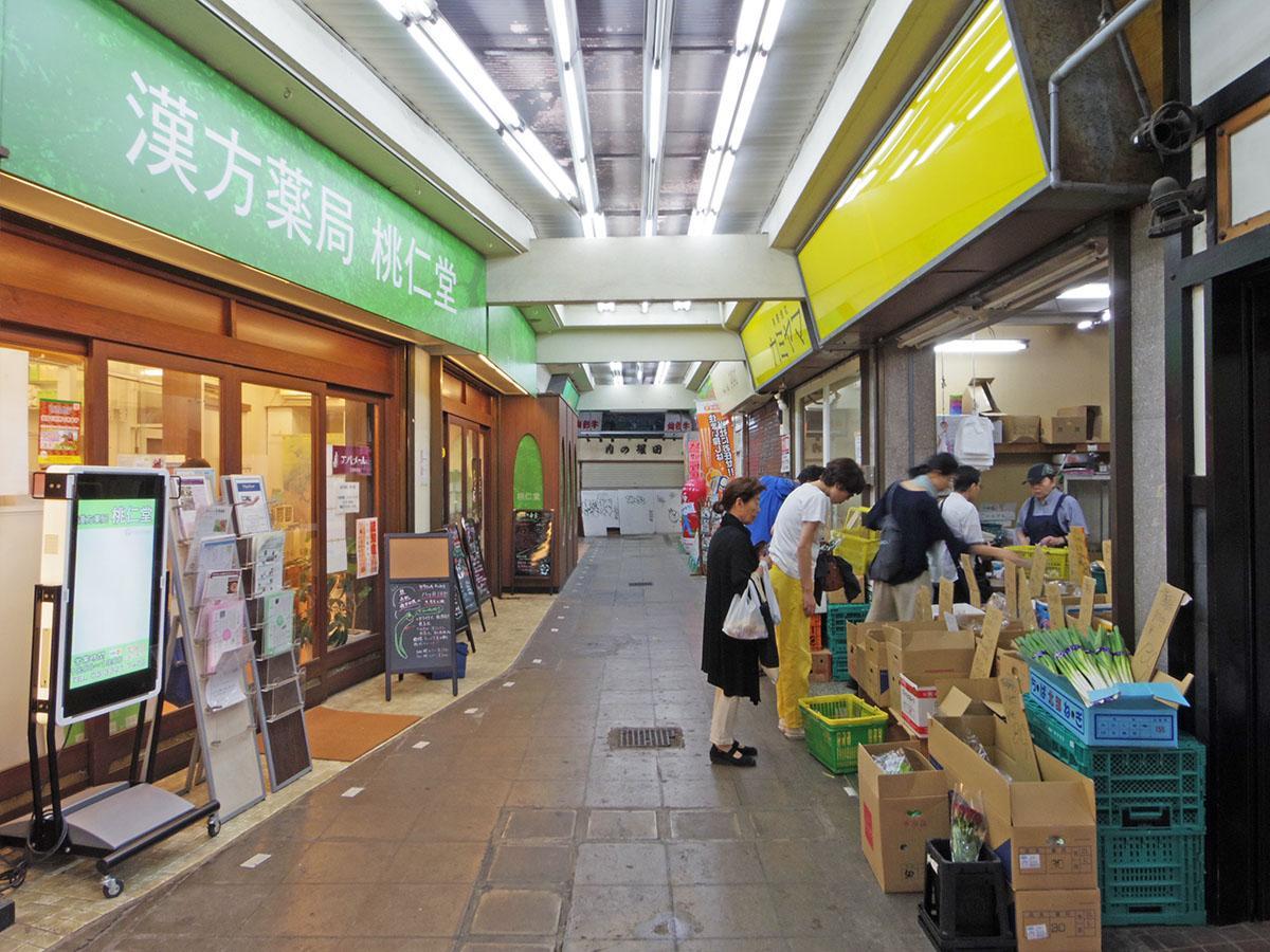 昭和の市場でなにかが起こる (世田谷区松原の物件) - 東京R不動産