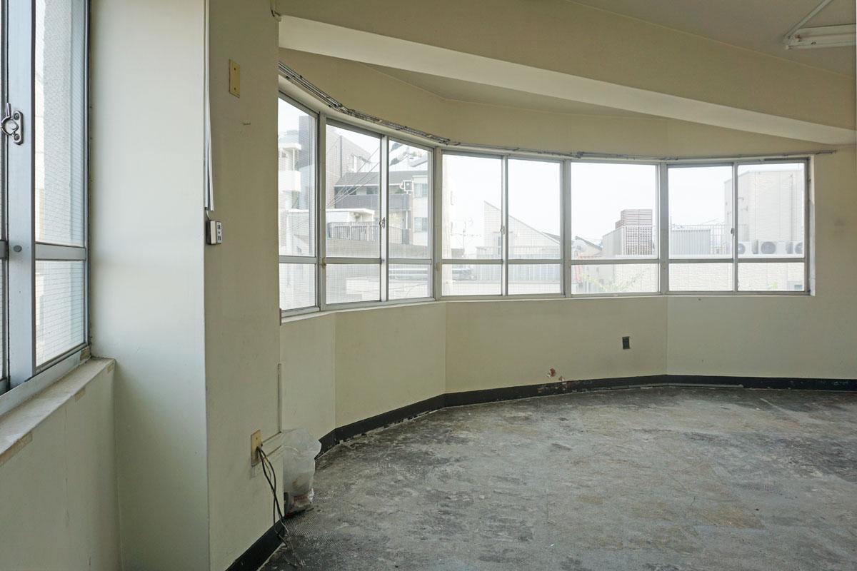 4階 この階まで上ると視界も抜けて気持ちいい