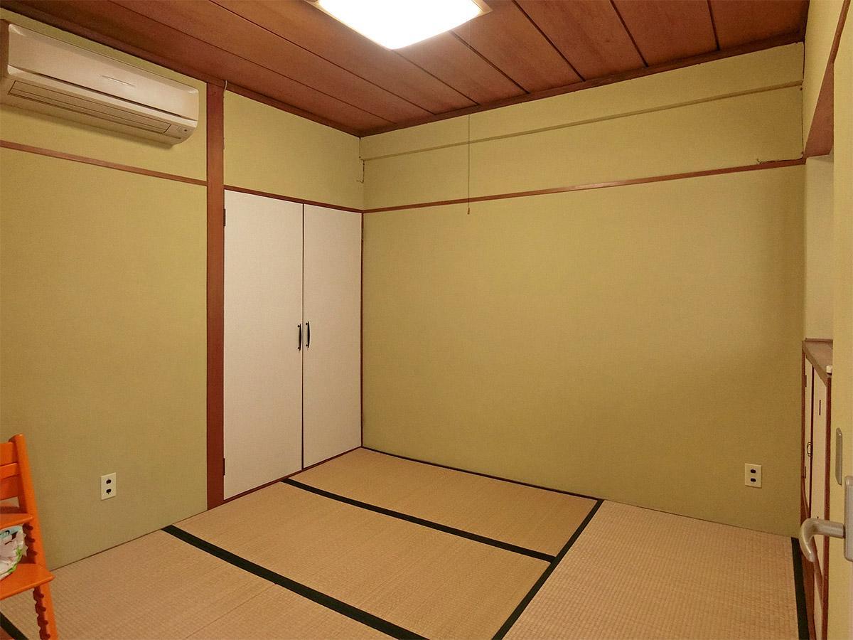 和室:玄関脇にあります