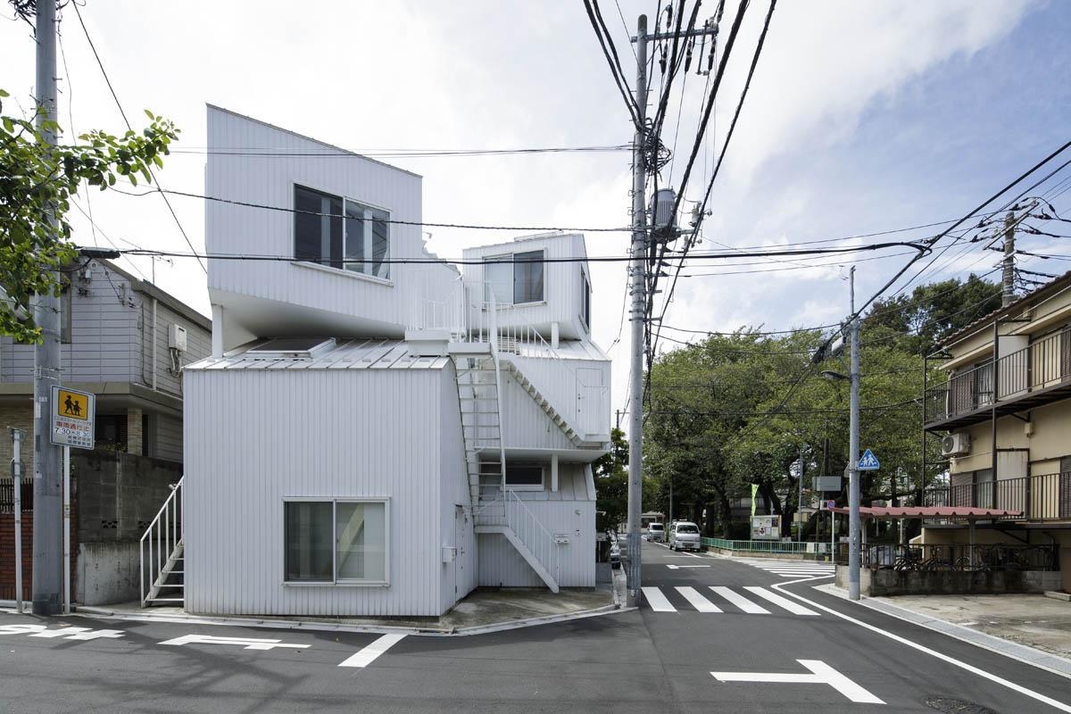 「集合!住宅」に住む -小さめ- (板橋区小茂根の物件) - 東京R不動産