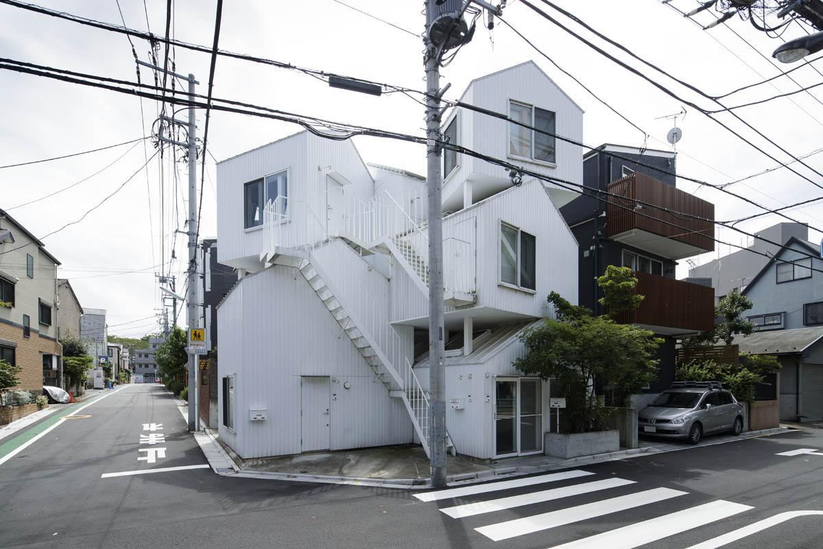 「集合!住宅」に住む (板橋区小茂根の物件) - 東京R不動産