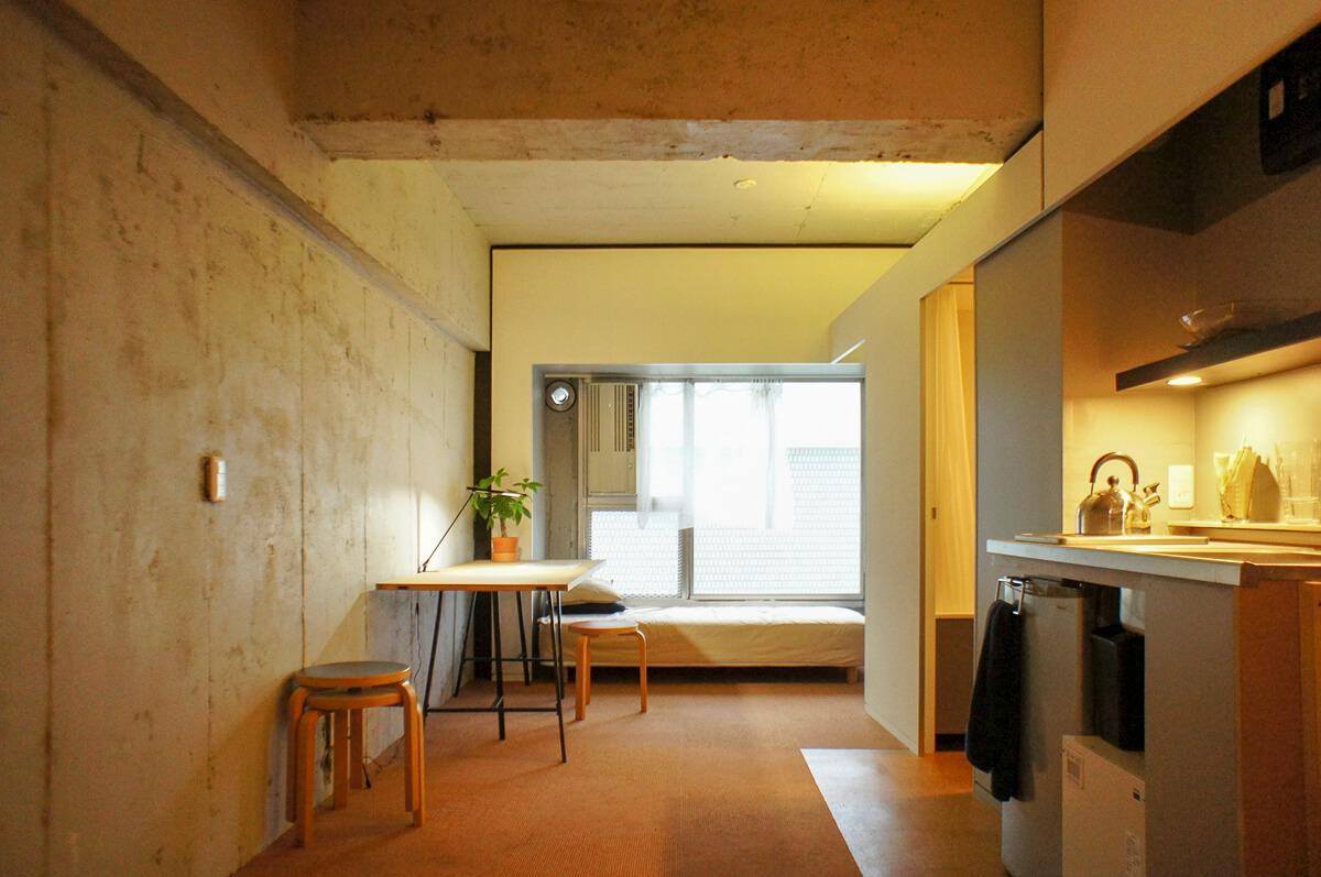 外国のホテル (杉並区下高井戸の物件) - 東京R不動産