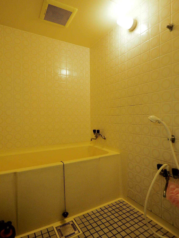 浴室や洗面は交換前提で