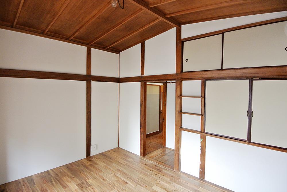 個室はサイズも色々