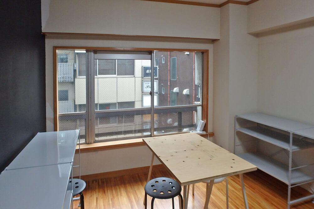 募集中の4階事務所スペース