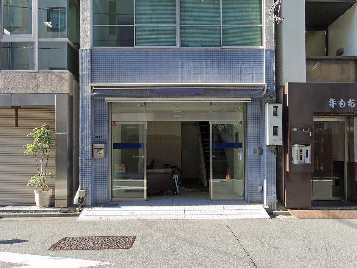 すっと一棟 (中央区日本橋馬喰町の物件) - 東京R不動産