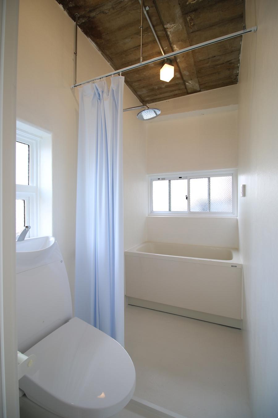 浴室(302号室)