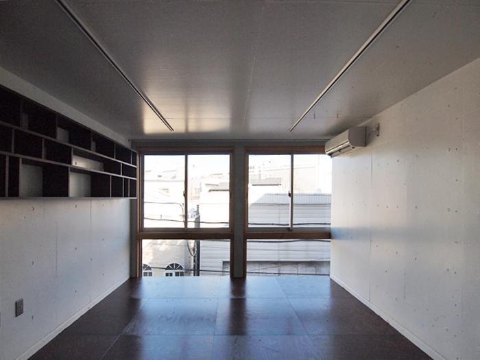 4階北東の個室
