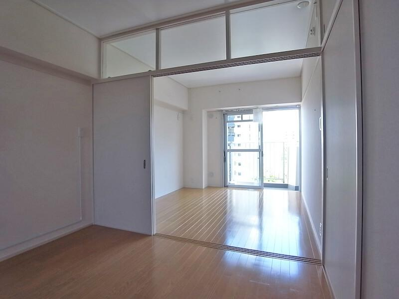 室内はきれい。