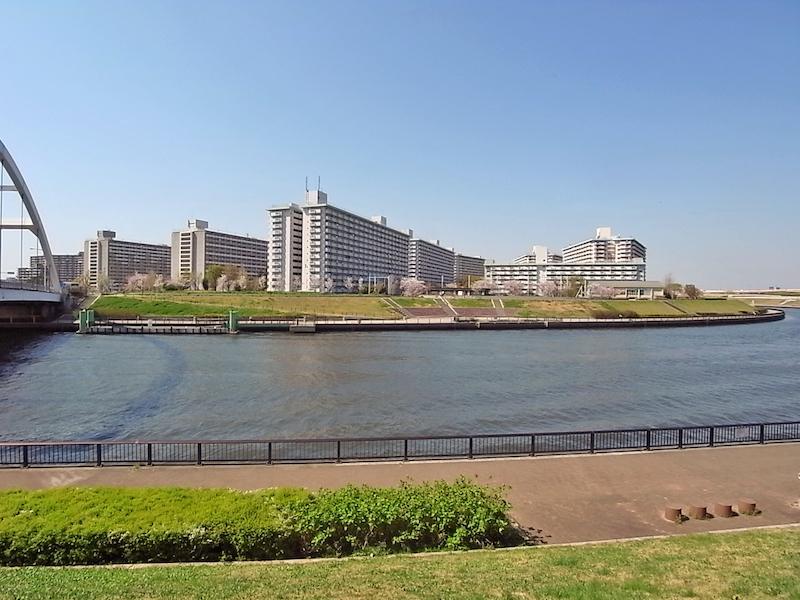 ゆったり隅田川を楽しむ団地 (北区豊島の物件) - 東京R不動産
