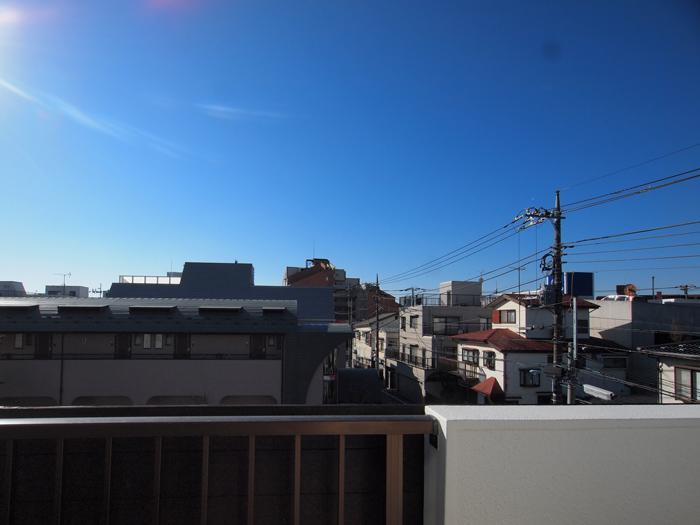 穏やかな眺め(301号室)