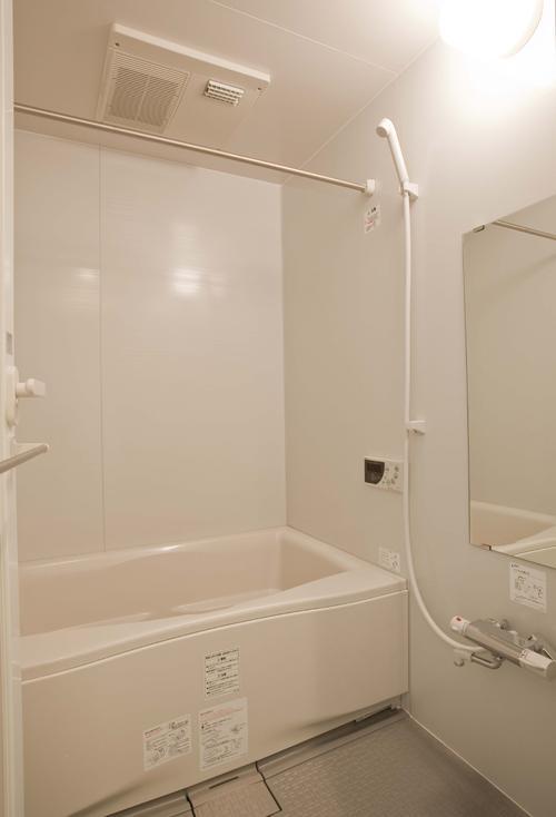 追いだき、浴室乾燥暖房機つき(301号室)