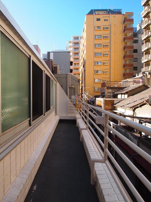 3階バルコニー