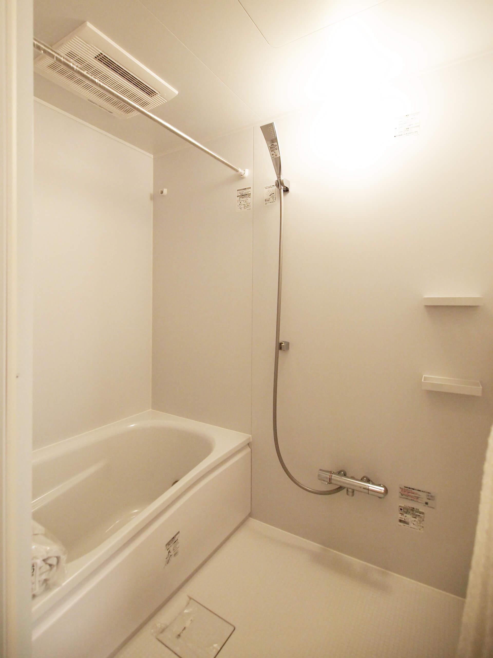 浴室乾燥暖房機、追炊機能つき
