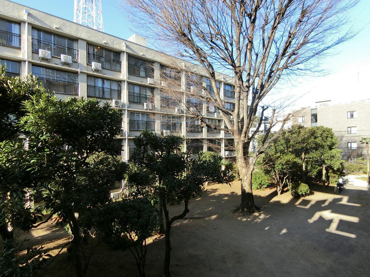 築六十年以上の風格 (渋谷区猿楽町の物件) - 東京R不動産