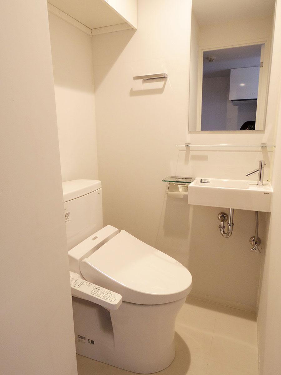 305、403号室トイレ