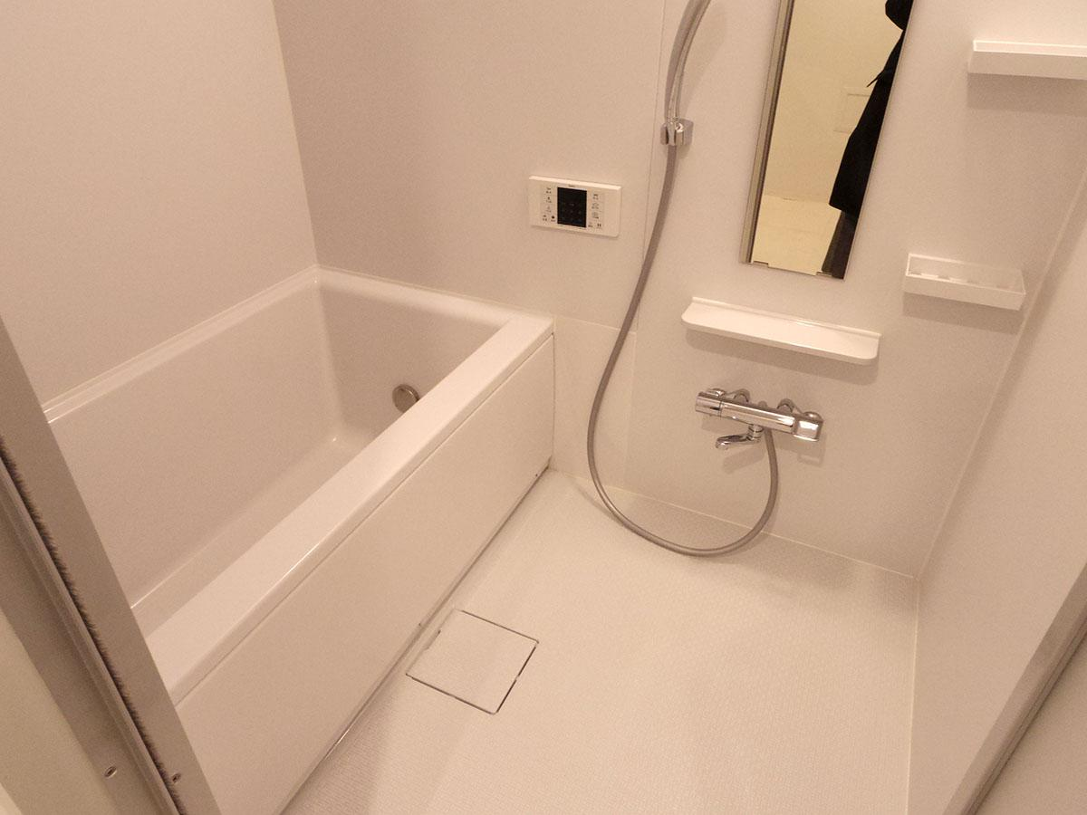 風呂は各部屋共通