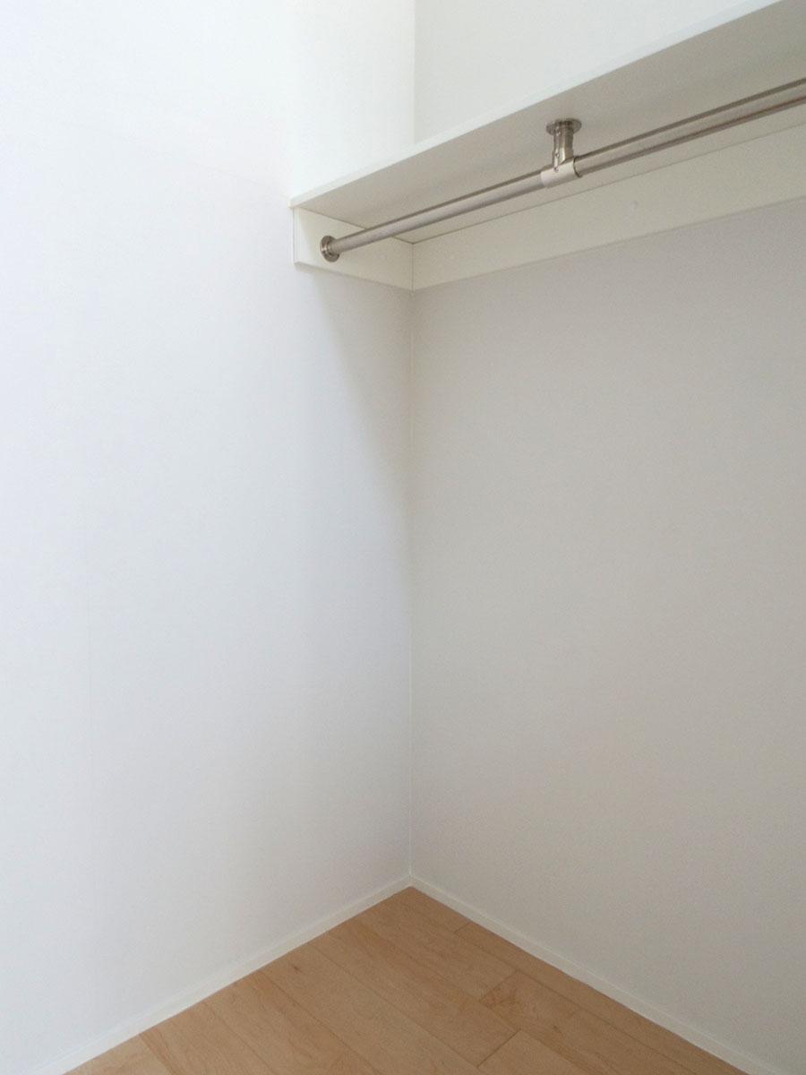 301号室:収納スペース