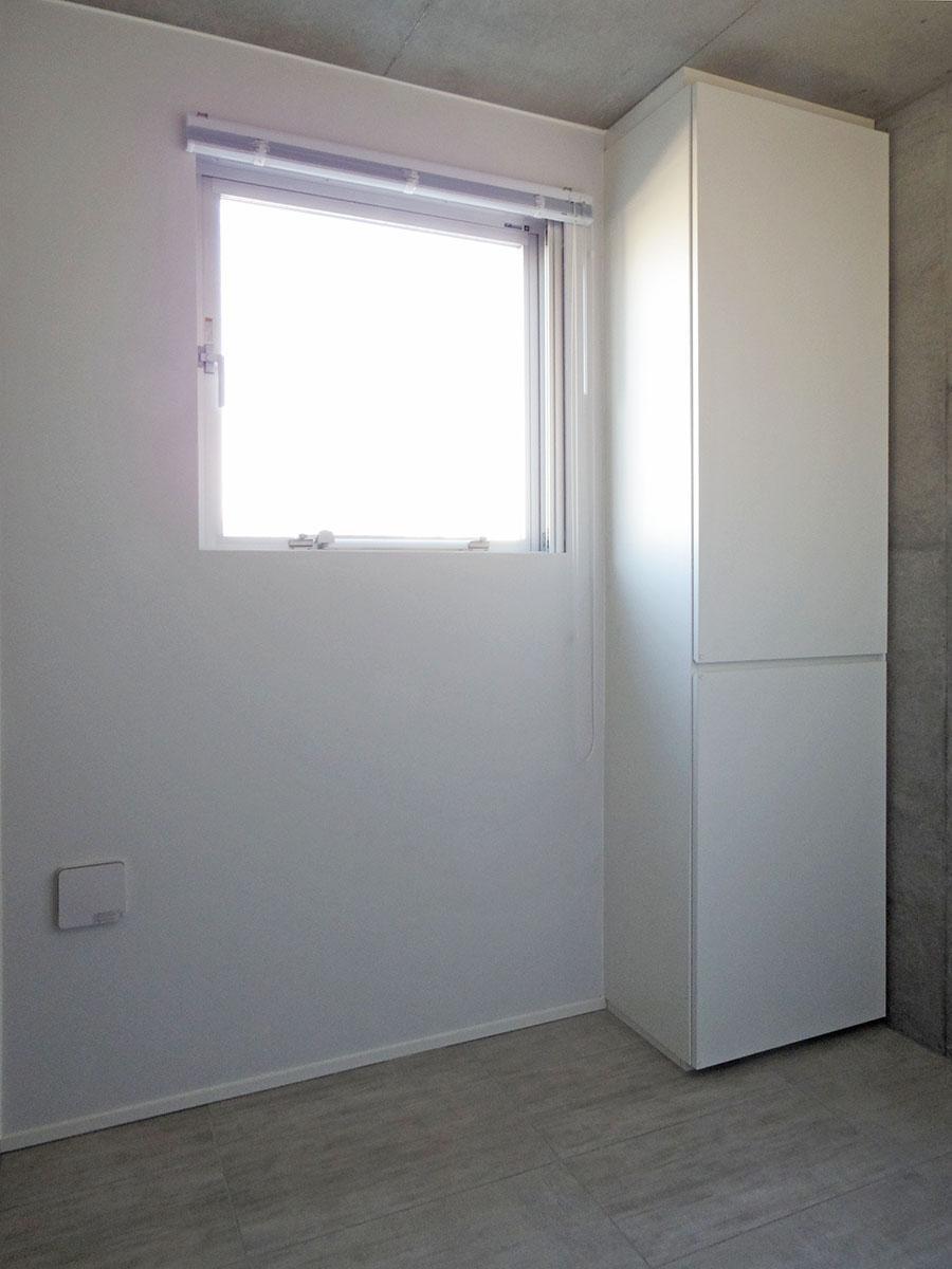 301号室:納戸スペース。書斎としても使えます