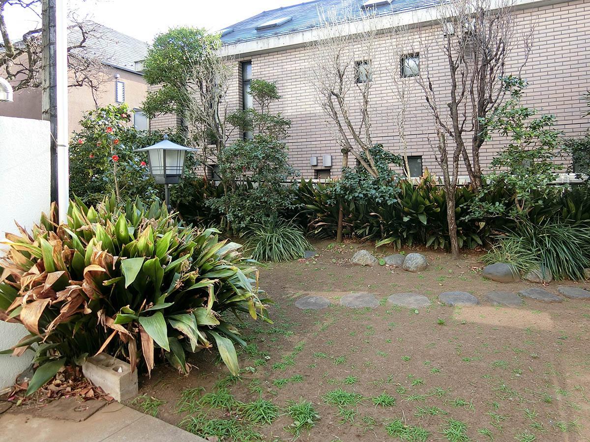 大きな借り庭 (世田谷区下馬の物件) - 東京R不動産