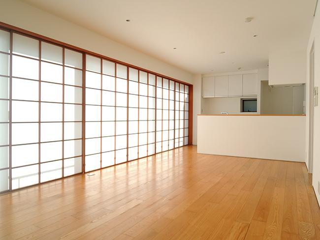手触りのある部屋 - 新宿高層ビルを眺めて - (新宿区西新宿の物件) - 東京R不動産