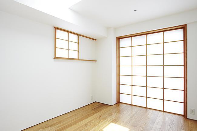 寝室5.3畳