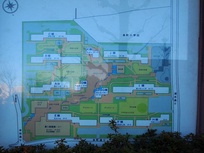 敷地全体マップ