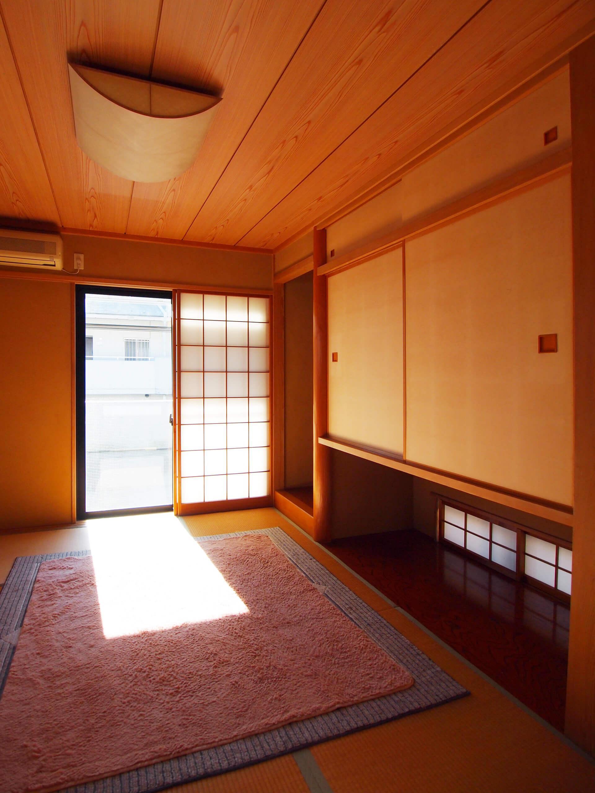 【南側】2階和室