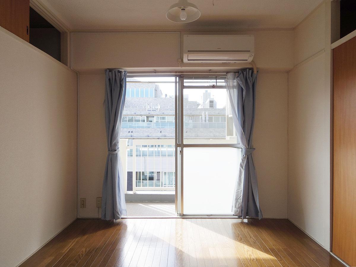 洋室も日当たりバッチリ