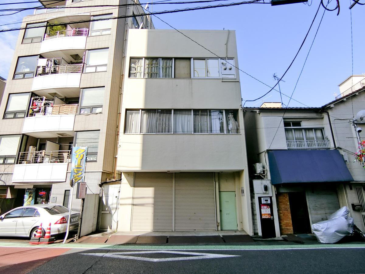 白金T字路の顔になる (港区白金の物件) - 東京R不動産