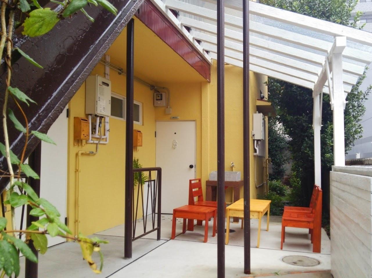 共用のカフェスペース