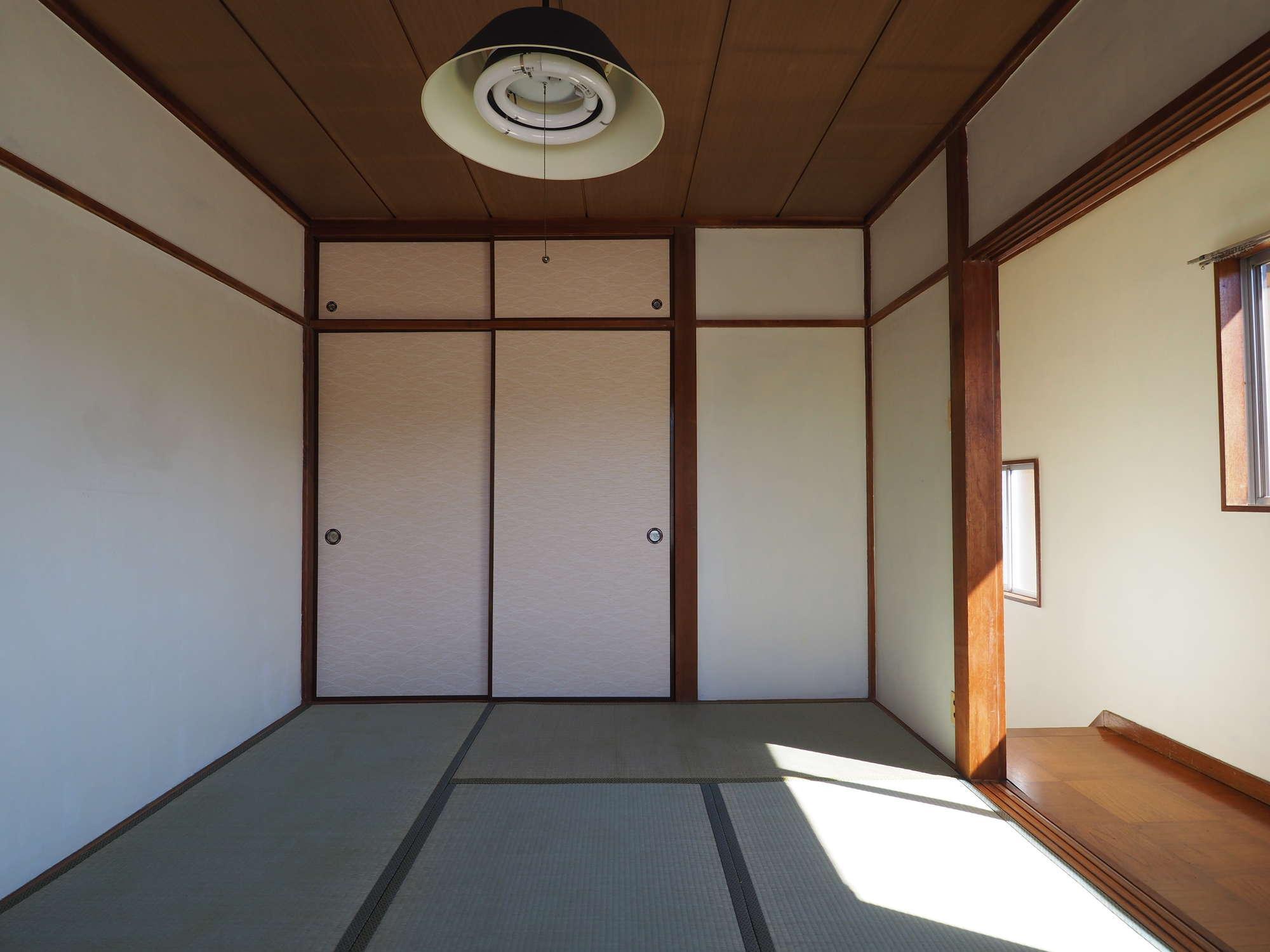 2階は和室