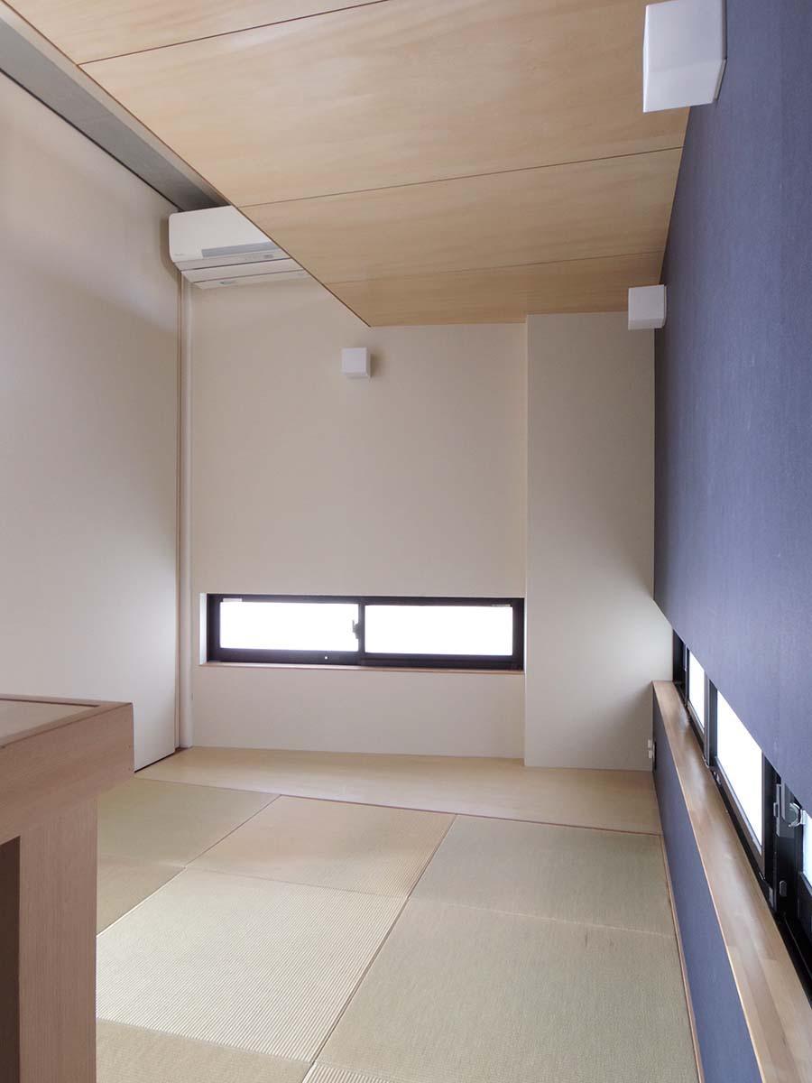 2階のロフト付きの部屋