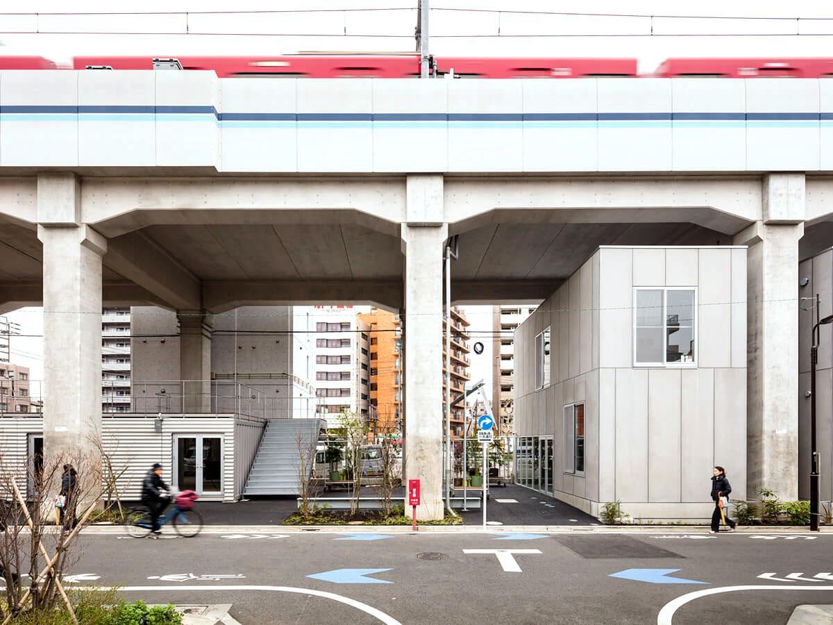 高架下のクリエイション (大田区大森西の物件) - 東京R不動産