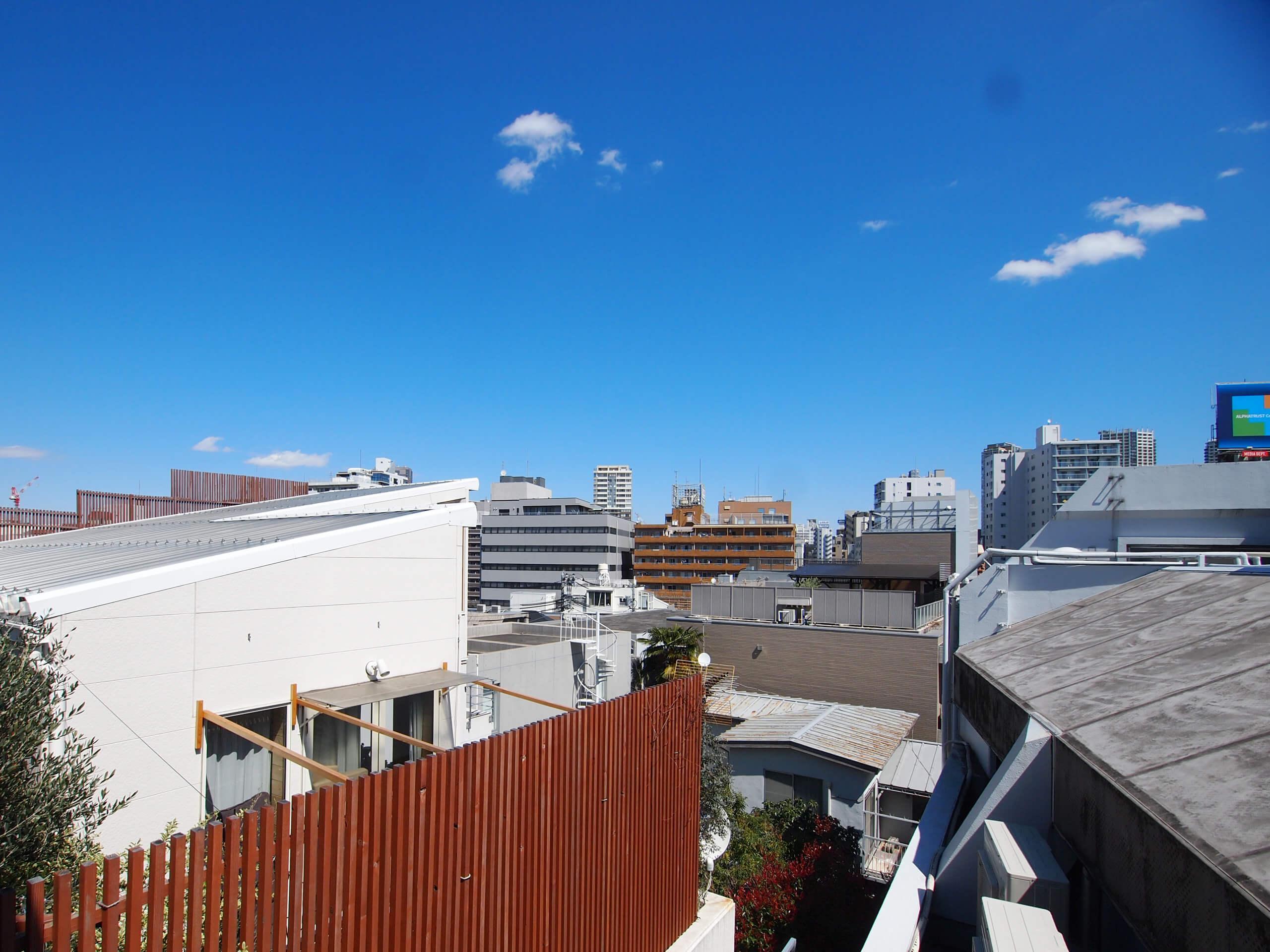 【4階】東側眺望