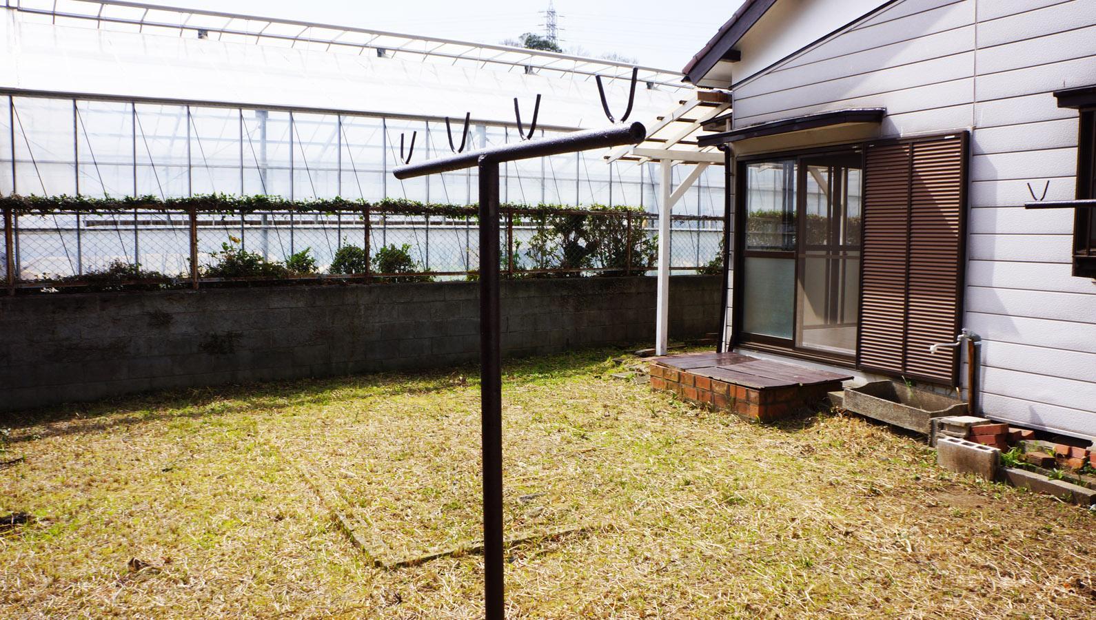 庭、別角度から