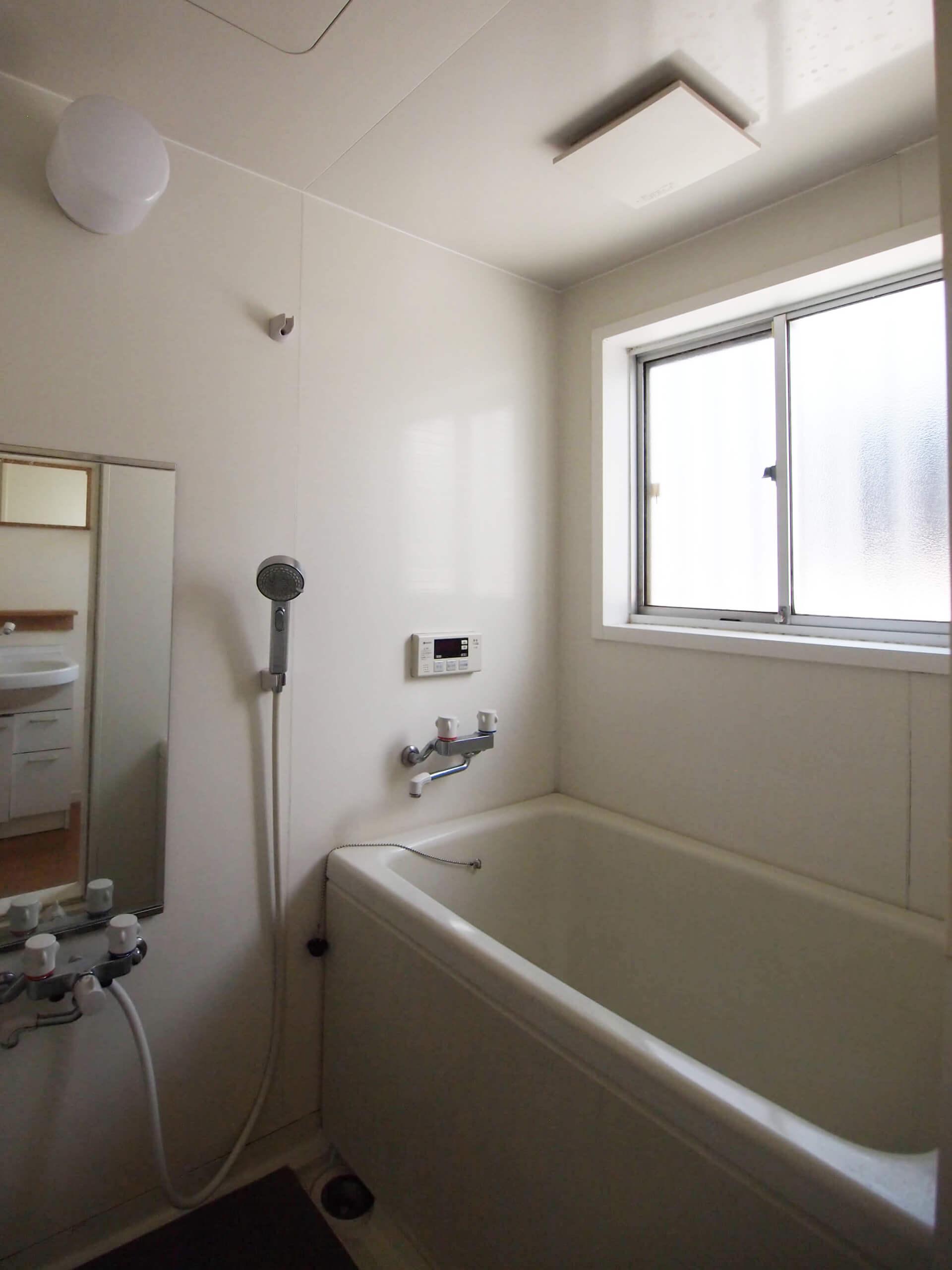 【浴室】追いだき機能付き