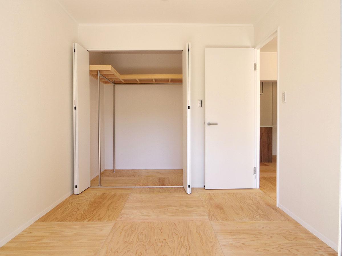 5.4畳の洋室