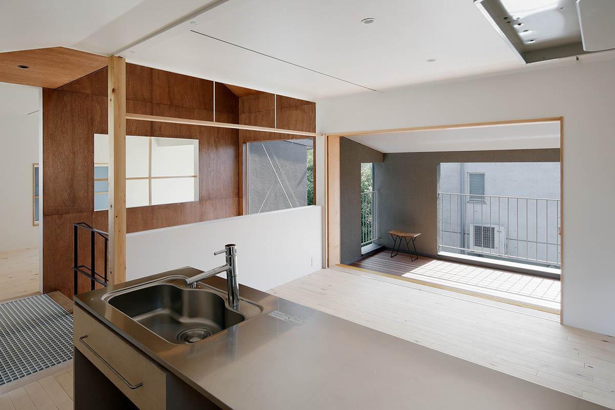 外を包容する家 (練馬区関町北の物件) - 東京R不動産